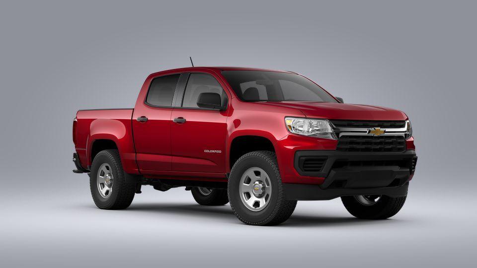 2022 Chevrolet Colorado Vehicle Photo in RIVERSIDE, CA 92504-4106