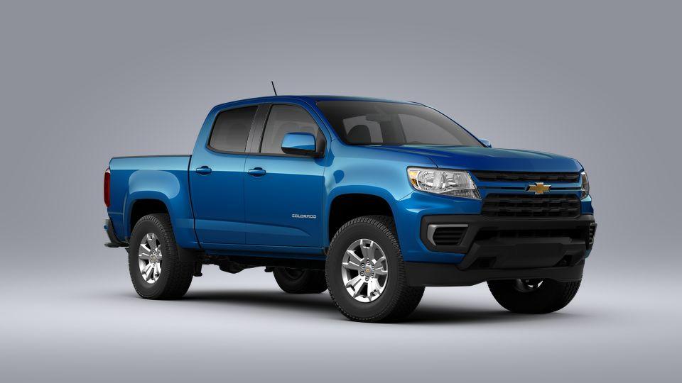 2022 Chevrolet Colorado Vehicle Photo in BARTOW, FL 33830-4397
