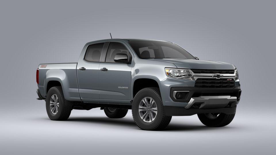 2022 Chevrolet Colorado Vehicle Photo in SAN LEANDRO, CA 94577-1512