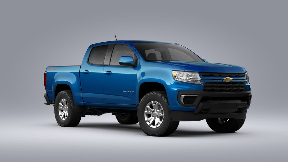 2022 Chevrolet Colorado Vehicle Photo in MOON TOWNSHIP, PA 15108-2571