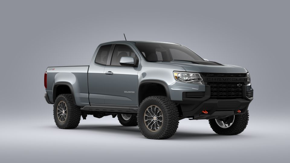 2022 Chevrolet Colorado Vehicle Photo in PAWLING, NY 12564-3219
