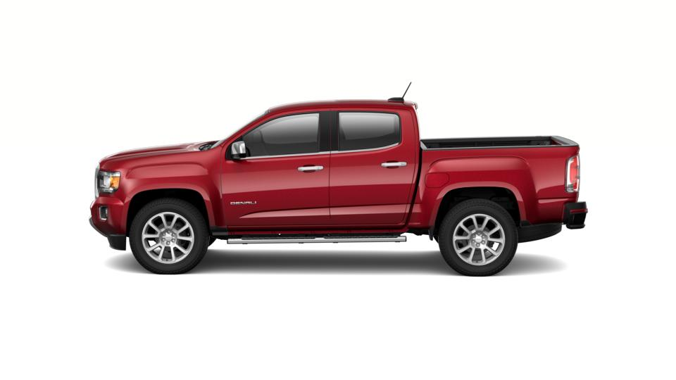 Certified 2019 GMC Canyon Denali with VIN 1GTG6EEN3K1345096 for sale in Brooklyn Center, Minnesota