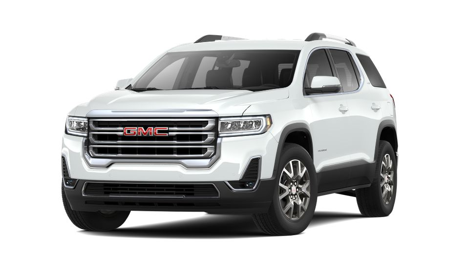 2021 GMC Acadia Vehicle Photo in FORT WORTH, TX 76116-6648
