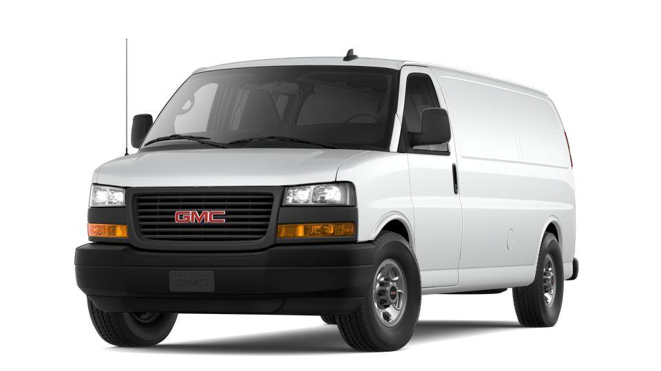 2021 GMC Savana Cargo Van Vehicle Photo in COLUMBIA, MO 65203-3903