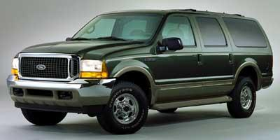 2000 Ford Excursion Vehicle Photo in Plainfield, IL 60586
