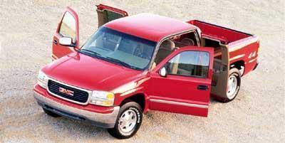 2000 GMC New Sierra 2500 Vehicle Photo in BEND, OR 97701-5133
