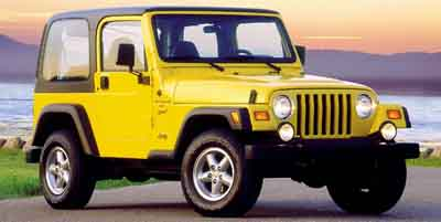 2000 Jeep Wrangler Vehicle Photo in BOONVILLE, IN 47601-9633