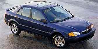2001 Mazda Protege Vehicle Photo in MADISON, WI 53713-3220