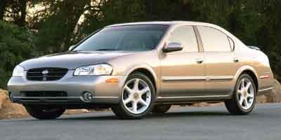 Used 2001 Nissan Maxima SE 20th Anniv with VIN JN1CA31DX1T607782 for sale in Two Harbors, Minnesota