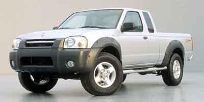 2001 Nissan Frontier 2WD Vehicle Photo in PORTLAND, OR 97225-3518