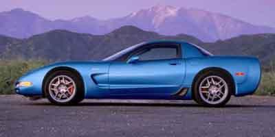 2002 Chevrolet Corvette Vehicle Photo in PORTLAND, OR 97225-3518