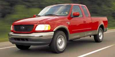 2002 Ford F-150 Vehicle Photo in ELLWOOD CITY, PA 16117-1939