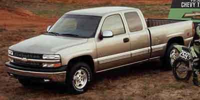 2002 Chevrolet Silverado 1500 Vehicle Photo in DANVILLE, KY 40422-1146