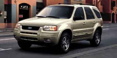 2003 Ford Escape Vehicle Photo in DETROIT, MI 48207-4102