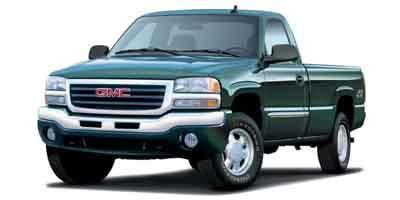 2003 GMC Sierra 1500 Vehicle Photo in EMPORIA, VA 23847-1235