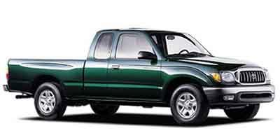 2003 Toyota Tacoma Vehicle Photo in BOONVILLE, IN 47601-9633