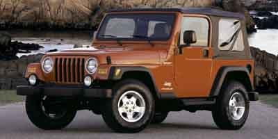 2003 Jeep Wrangler Vehicle Photo in ELYRIA, OH 44035-6349