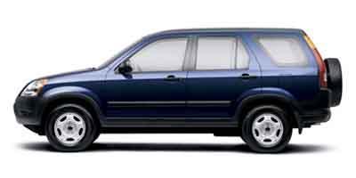 2003 Honda CR-V Vehicle Photo in Evansville, IN 47715