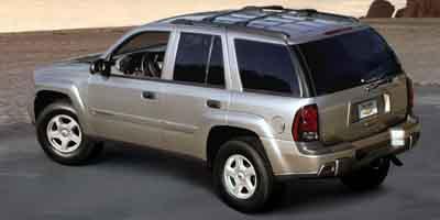 Used 2004 Chevrolet TrailBlazer LS with VIN 1GNDT13S442307667 for sale in Chaska, Minnesota