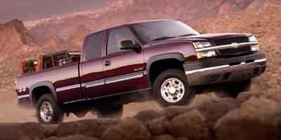2004 Chevrolet Silverado 2500HD Vehicle Photo in AMERICAN FORK, UT 84003-3317