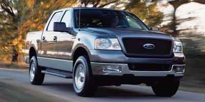 2004 Ford F-150 Vehicle Photo in BOONVILLE, IN 47601-9633