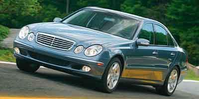 2004 Mercedes-Benz E-Class Vehicle Photo in CARLSBAD, CA 92008-4399