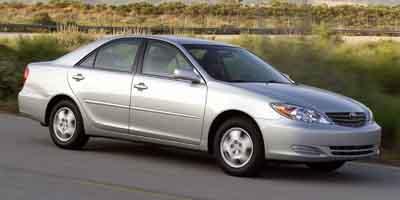 2004 Toyota Camry Vehicle Photo in Tucson, AZ 85712