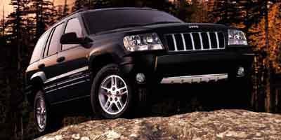 2004 Jeep Grand Cherokee Vehicle Photo in Colorado Springs, CO 80905