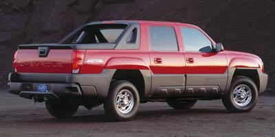 2005 Chevrolet Avalanche Vehicle Photo in Evansville, IN 47715