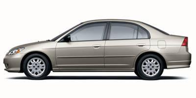 2005 Honda Civic Sedan Vehicle Photo in Evansville, IN 47715