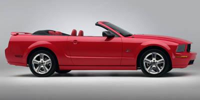 2007 Ford Mustang Vehicle Photo in PORTLAND, OR 97225-3518