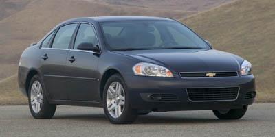 2007 Chevrolet Impala Vehicle Photo in MADISON, WI 53713-3220