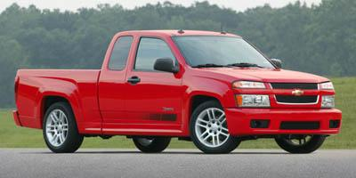 2007 Chevrolet Colorado Vehicle Photo in WEST HARRISON, IN 47060-9672