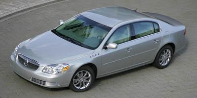 Used 2007 Buick Lucerne CXL with VIN 1G4HD57207U167159 for sale in Glenwood, Minnesota