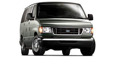 2007 Ford Econoline Cargo Van Vehicle Photo in Plainfield, IL 60586