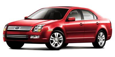 2007 Ford Fusion Vehicle Photo in Glenwood Springs, CO 81601