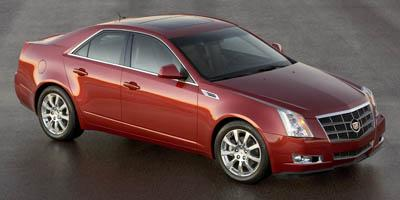 Used 2008 Cadillac CTS 3.6 with VIN 1G6DT57V780140696 for sale in Saint Cloud, Minnesota