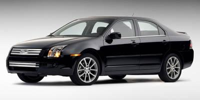 2008 Ford Fusion Vehicle Photo in ANAHEIM, CA 92806-5612