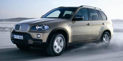 2008 BMW X5 4.8i Vehicle Photo in Evansville, IN 47715