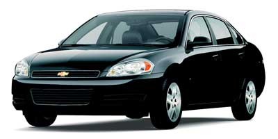 2008 Chevrolet Impala Vehicle Photo in BOONVILLE, IN 47601-9633