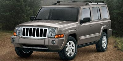 2009 Jeep Commander Vehicle Photo in Plainfield, IL 60586