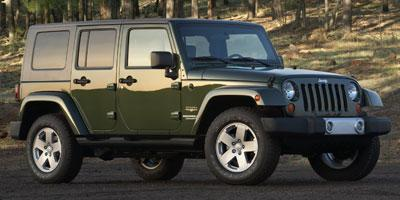 2009 Jeep Wrangler Unlimited Vehicle Photo in MEDINA, OH 44256-9631