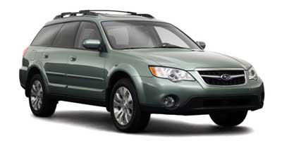 2009 Subaru Outback Vehicle Photo in CAPE MAY COURT HOUSE, NJ 08210-2432