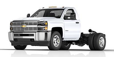 2018 Chevrolet Silverado 3500HD Vehicle Photo in DANBURY, CT 06810-5034