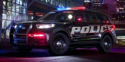 Ford 2021 Police Interceptor Utility AWD
