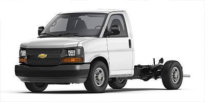 """Chevrolet 2021 Express Commercial Cutaway 3500 Van 139"""""""